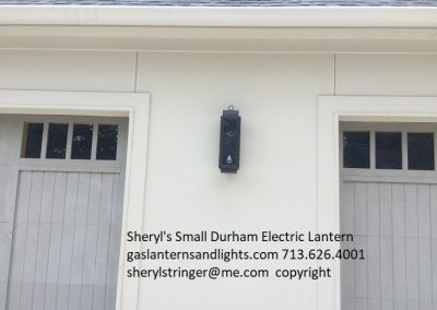 Durham Electric Lantern