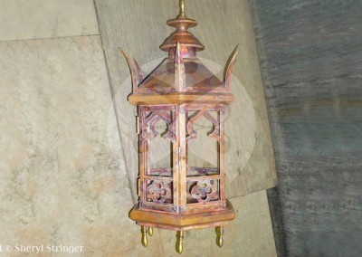 34. The Empire Gas Lantern