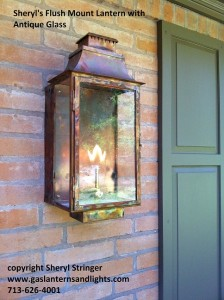 gas lantern options glass 2