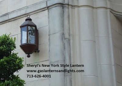 Sheryl's Electric New York Lantern