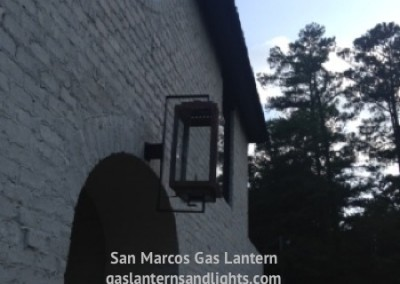 Sheryl;s Extra Large San Marcos Gas Light