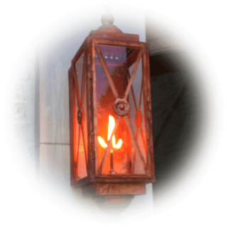 These Are Not Your Ordinary Gas Lanterns! Sheryl Stringeru0027s Creative  Lantern Designs Take Gas Lighting To A New Level. Historic Renovations,  High Rise ...