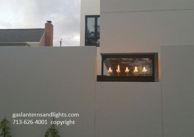 63. Custom Gas Lights